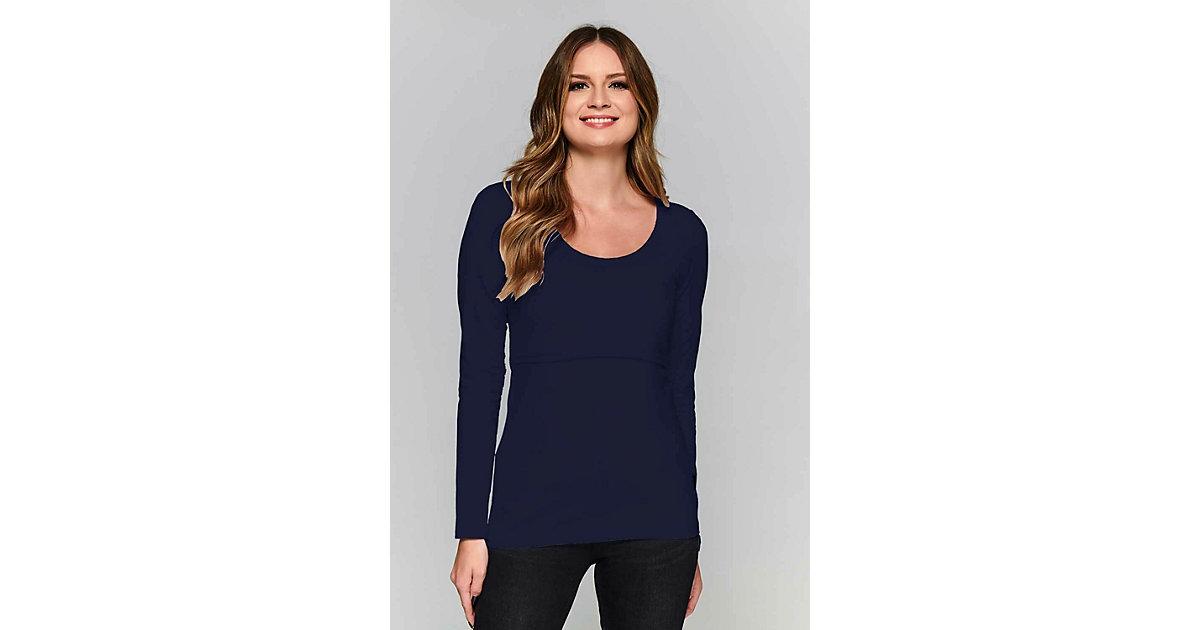 Stillshirt Lara Stillshirts dunkelblau Gr. 42/46 Damen Erwachsene