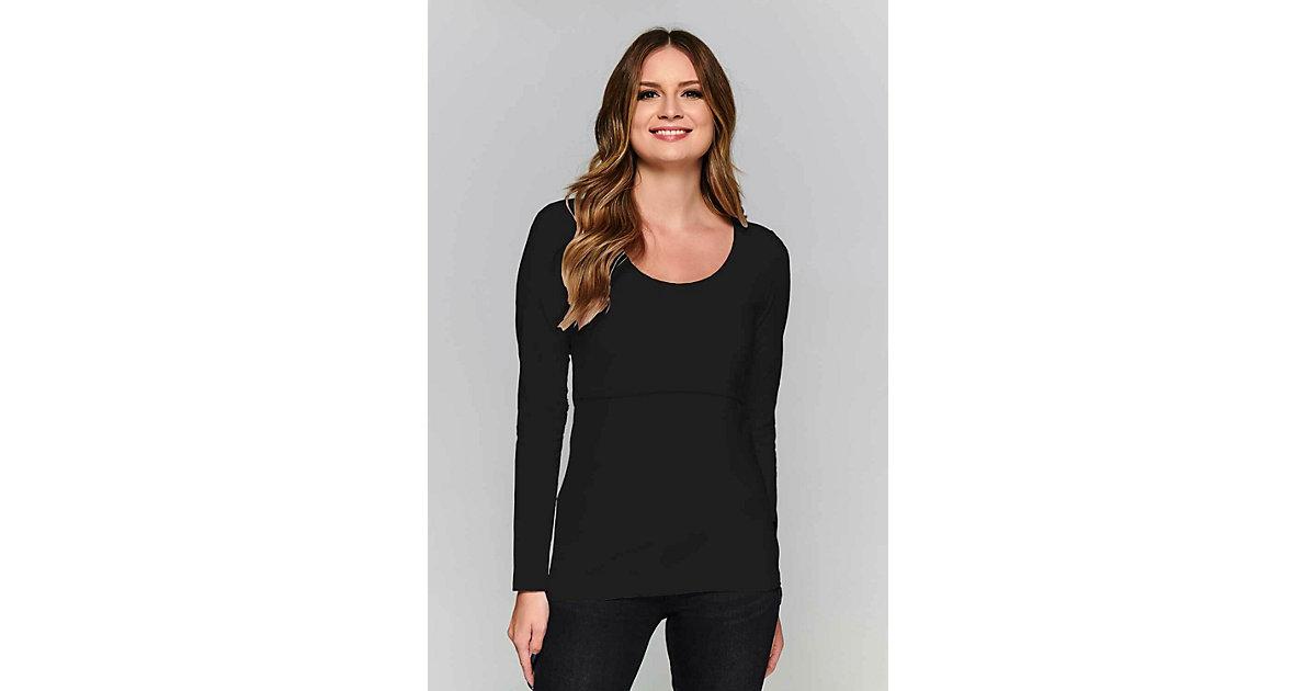 Stillshirt Lara Stillshirts schwarz Gr. 34/38 Damen Erwachsene