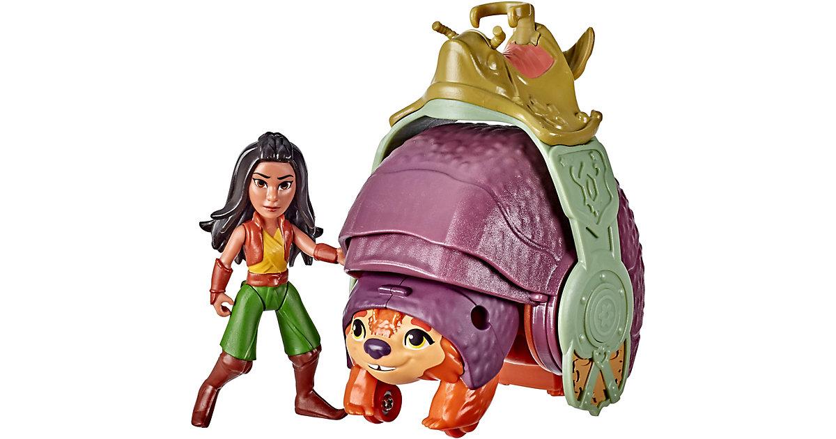 Disney Raya und der letzte Drache Raya und Tuk Tuk, Puppe Mädchen und Jungen, Spielzeug Kinder ab 3 Jahren, ohne Batterien  Kinder