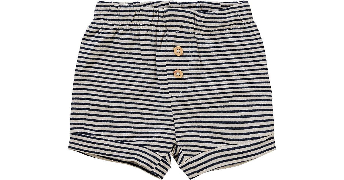 Baby Shorts NBMFIPAN  dunkelblau Gr. 62 Jungen Kinder