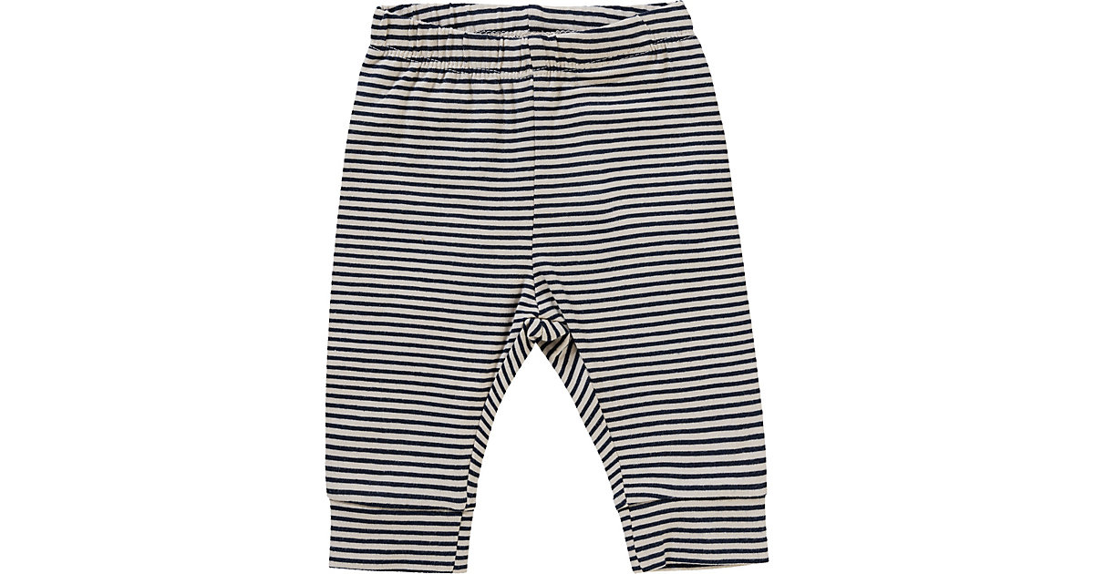 Baby lange Unterhose NBMFIPAN  dunkelblau Gr. 56 Jungen Baby