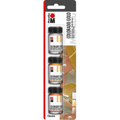 COLORADO GOLD Set CLASSICS, 3 x 15 ml