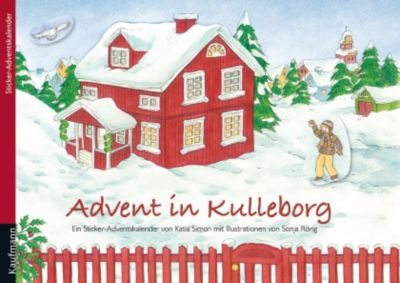 Advent In Kulleborg, Adventskalender (30 X 21 Cm)