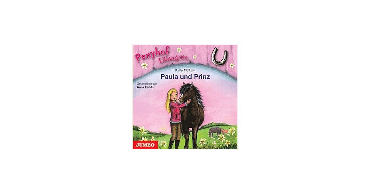 Ponyhof Liliengrün: Paula und Prinz, 1 Audio-CD