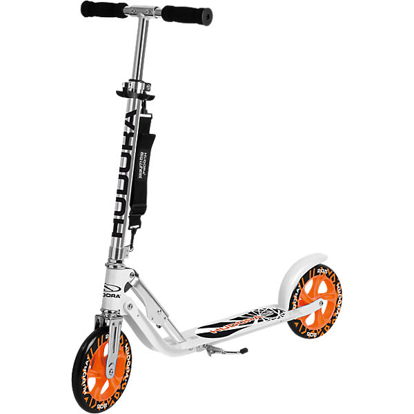 scooter hudora big wheel 205 orange das original. Black Bedroom Furniture Sets. Home Design Ideas