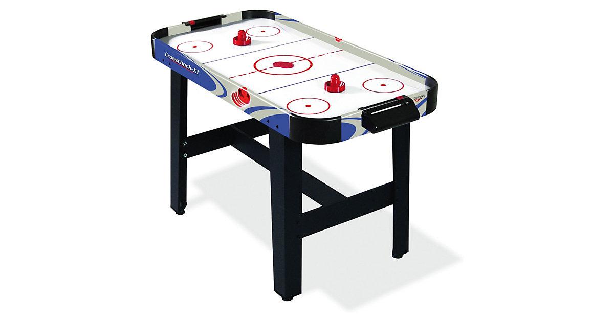 Airhockey Crosscheck-XT blau