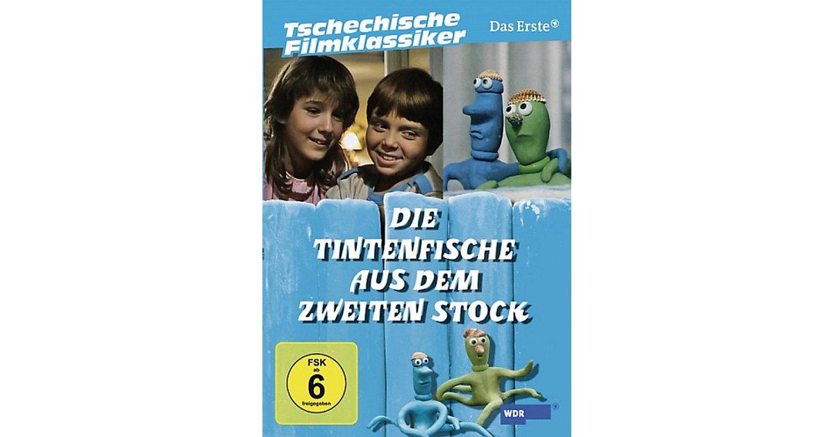 DVD Die Tintenfische aus dem zweiten Stock