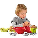 Набор посудки с продуктами Ecoiffier, 26 предметов