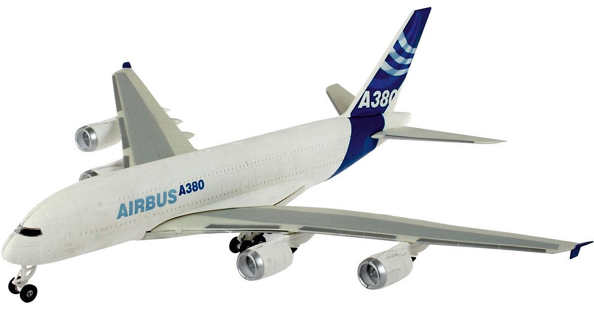 """Revell Modellbausatz """"easykit"""" Airbus A380 """"Demonstrator"""""""