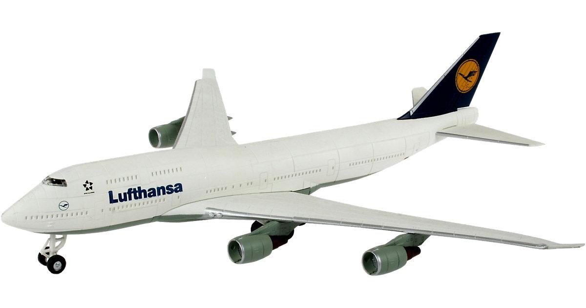 """Revell Modellbausatz """"easykit"""" Boeing 747 'Lufthansa' im Maßstab 1:288"""