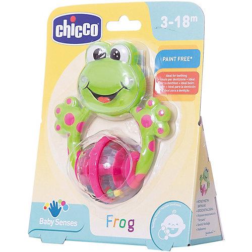 "Игрушка-прорезыватель ""Лягушка"", Chicco от CHICCO"