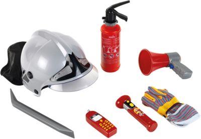 klein Feuerwehr Set, 7-teilig Jungen Kinder
