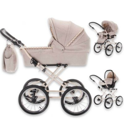 Natureline Uni | 3 in 1 Kombi Kinderwagen