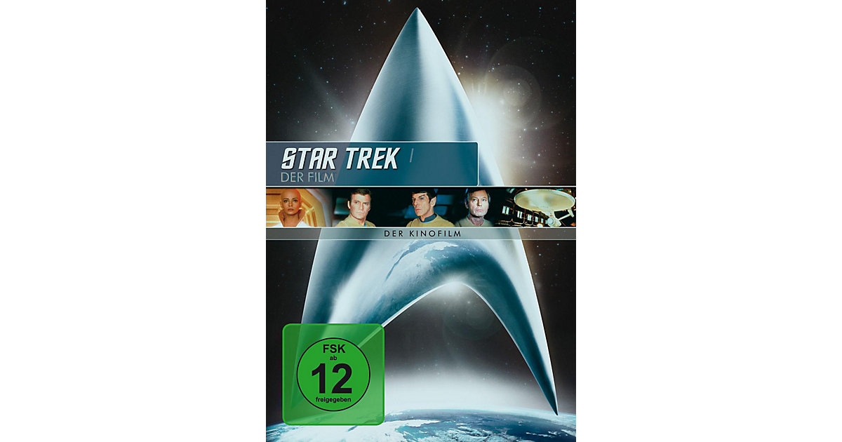 DVD Star Trek 1 - Der Film - Remastered