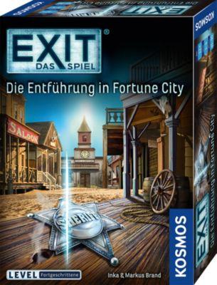 EXIT - Die Entführung in Fortune City - Level Fortgeschrittene