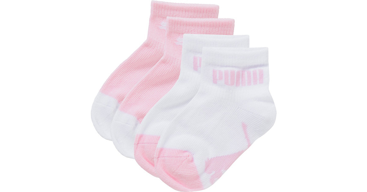 Baby Socken Doppelpack rosa Gr. 27-30