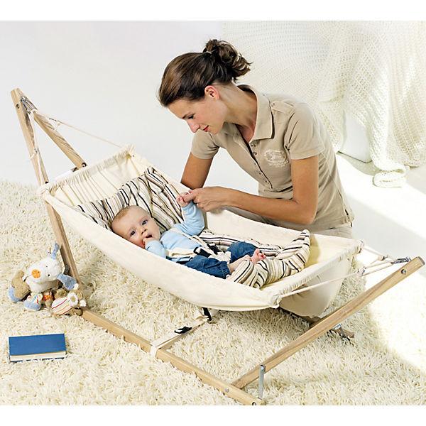 baby h ngematte mit gestell koala amazonas mytoys. Black Bedroom Furniture Sets. Home Design Ideas