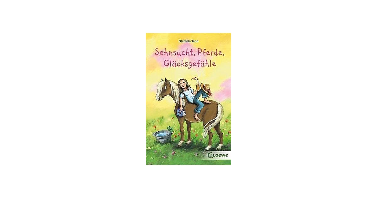 Sehnsucht, Pferde, Glücksgefühle, Sammelband