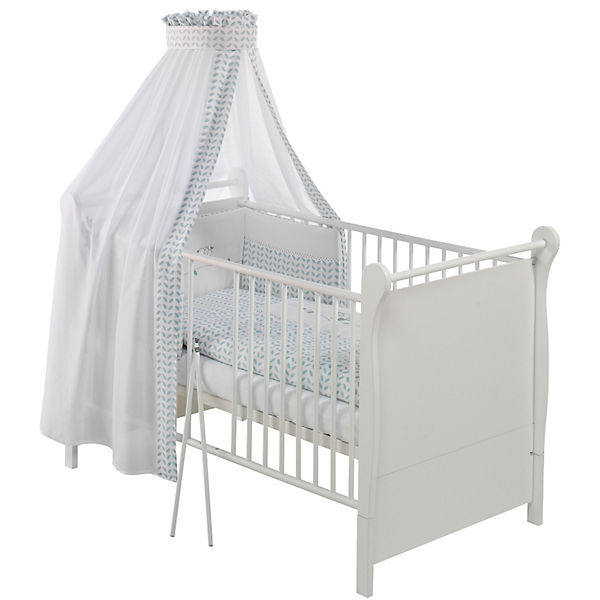 Kinderbett weiß 70x140  Kinderbett FELICE, weiß, 70 x 140 cm, Schardt | myToys