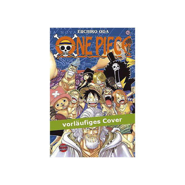 One Piece, Bd. 52