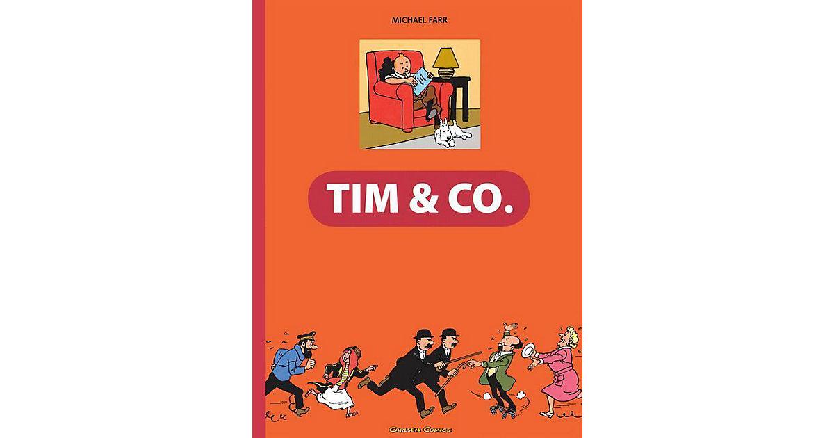Carlsen · Tim & Co.