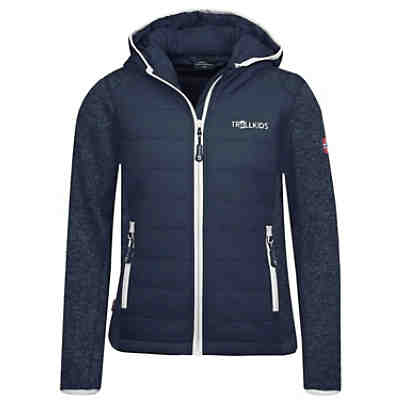 Hybride Fleece-Jacke Skabu Fleecejacken