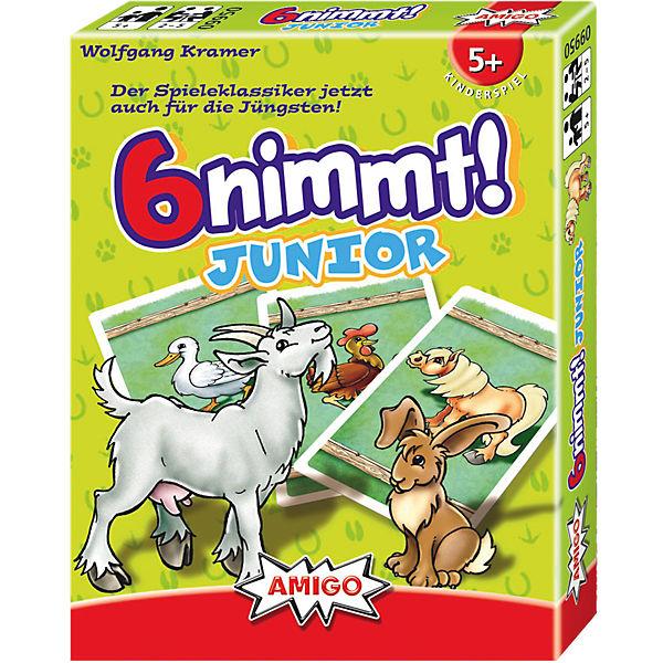 AMIGO Amigo 6 nimmt Junior, Amigo AMIGO 544743