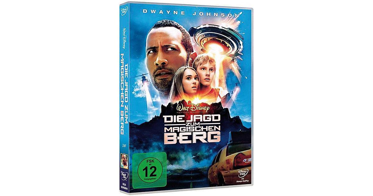 DVD Die Jagd zum magischen Berg Hörbuch