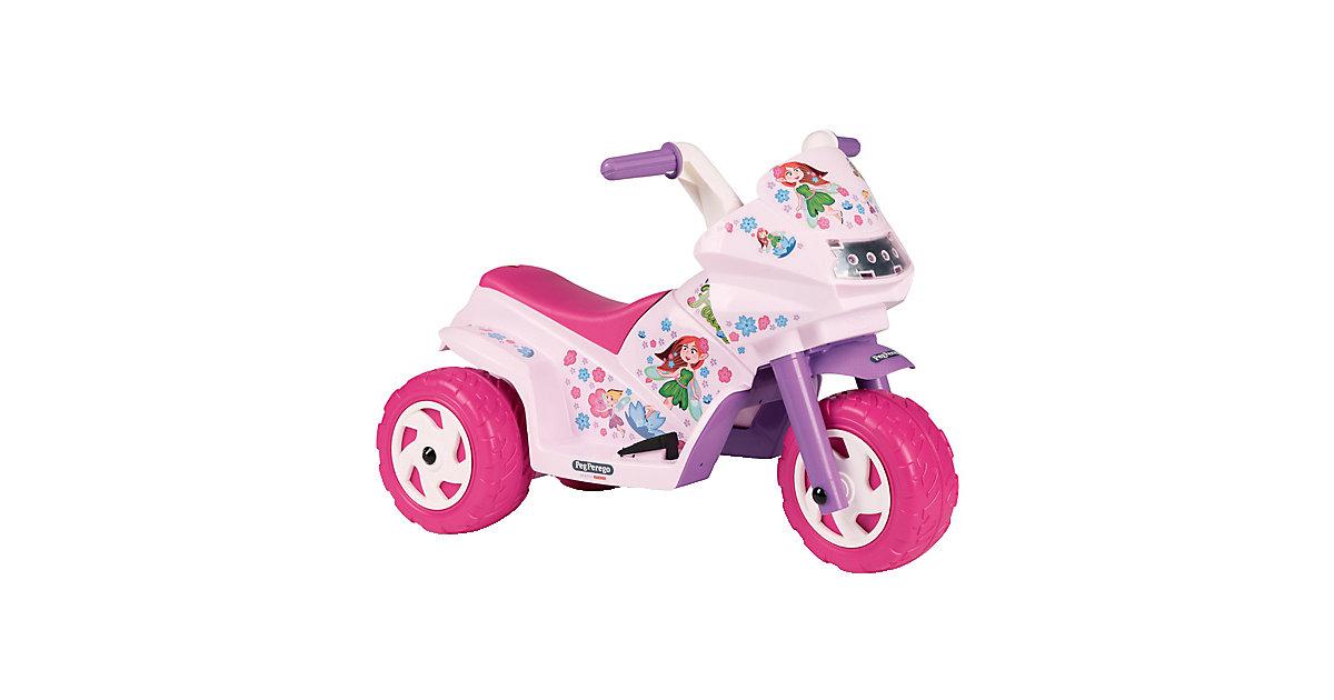 Motor-Dreirad Mini Fairy pink-kombi