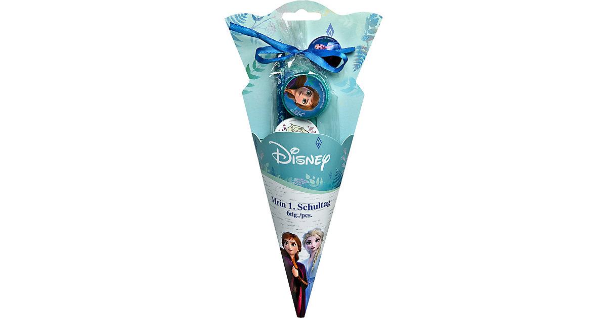 Mini Schultüte Disney Die Eiskönigin, 6-tlg. mehrfarbig