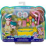 Игровой набор Enchantimals Банный день с Петти Пиг