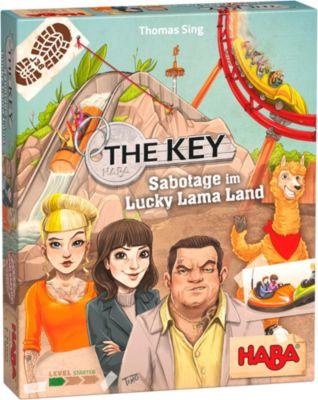 HABA 305855 The Key – Sabotage im Lucky Lama Land