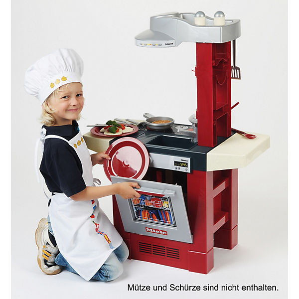 klein spielküche miele petit gourmet, klein   mytoys - Miele Gourmet Küche