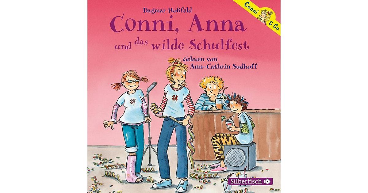 Conni & Co.: Conni, Anna und das wilde Schulfes...
