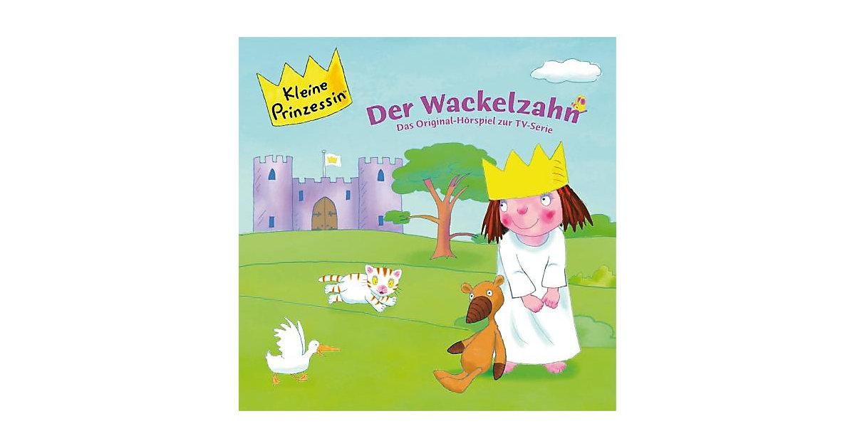 CD Kleine Prinzessin 01 - Der Wackelzahn