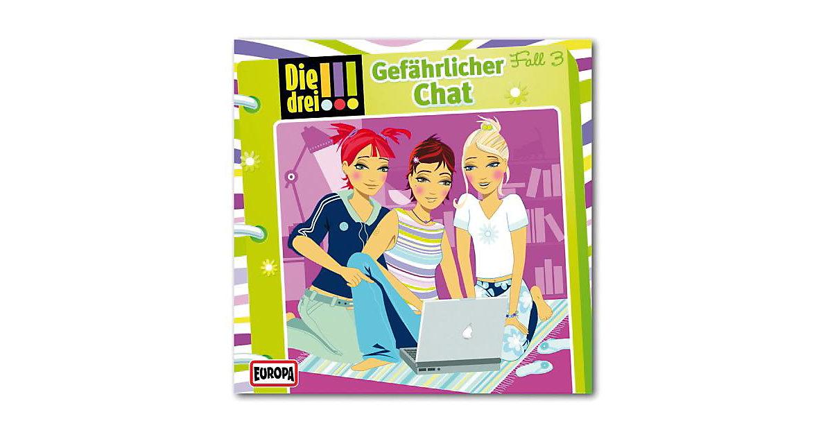 CD Die Drei !!! 3 - Gefährlicher Chat