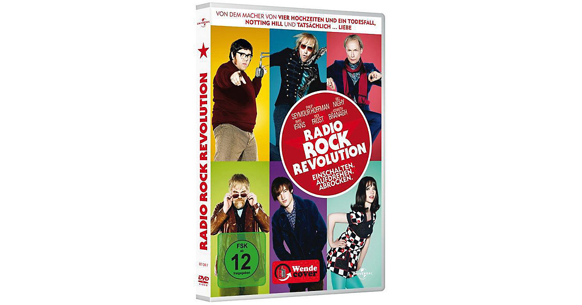 DVD Radio Rock Revolution