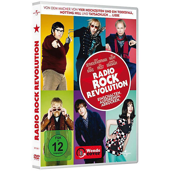 DVD Radio Rock Revolution