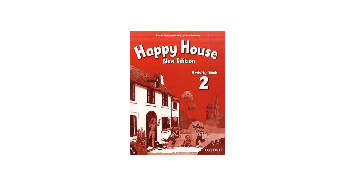 Happy House, New Edition: Activity Book, w. Mul...
