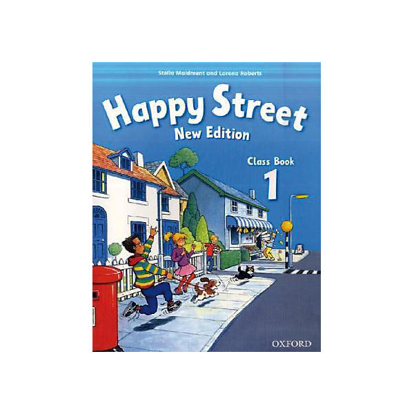 Happy Street, New Edition: Class Book