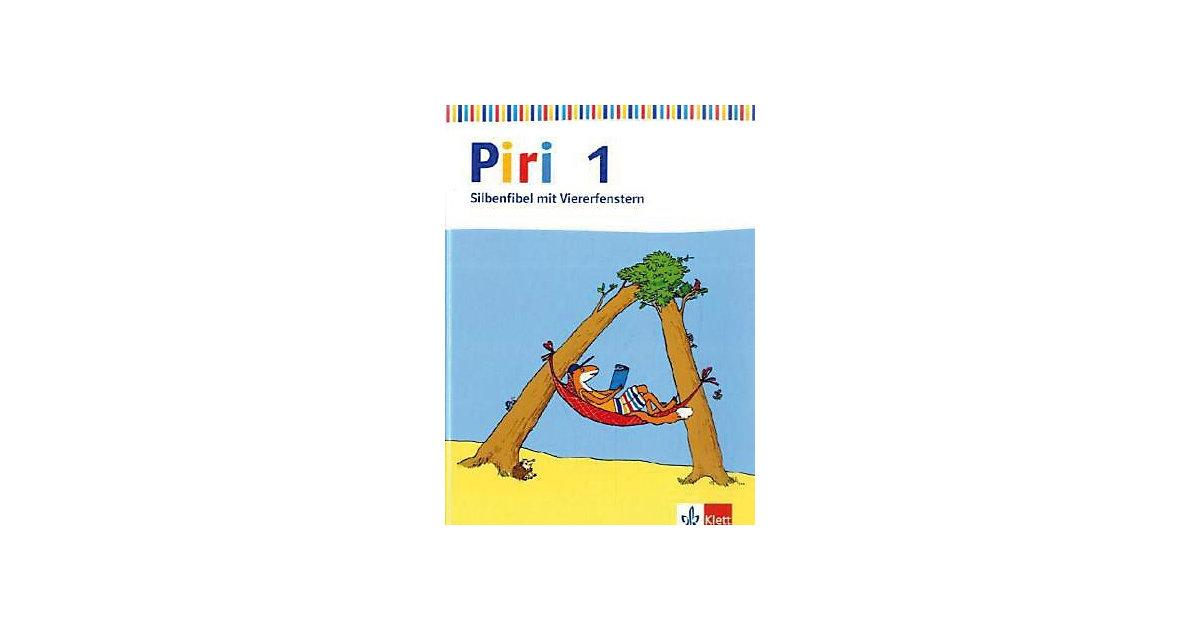 Piri, Fibel, Ausgabe östliche Bundesländer: 1. ...