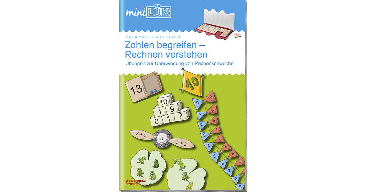 mini LÜK: Zahlen begreifen - Rechnen verstehen,...