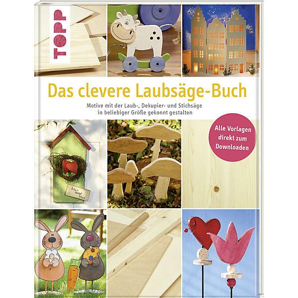 Das clevere Laubsäge Buch Frech Verlag