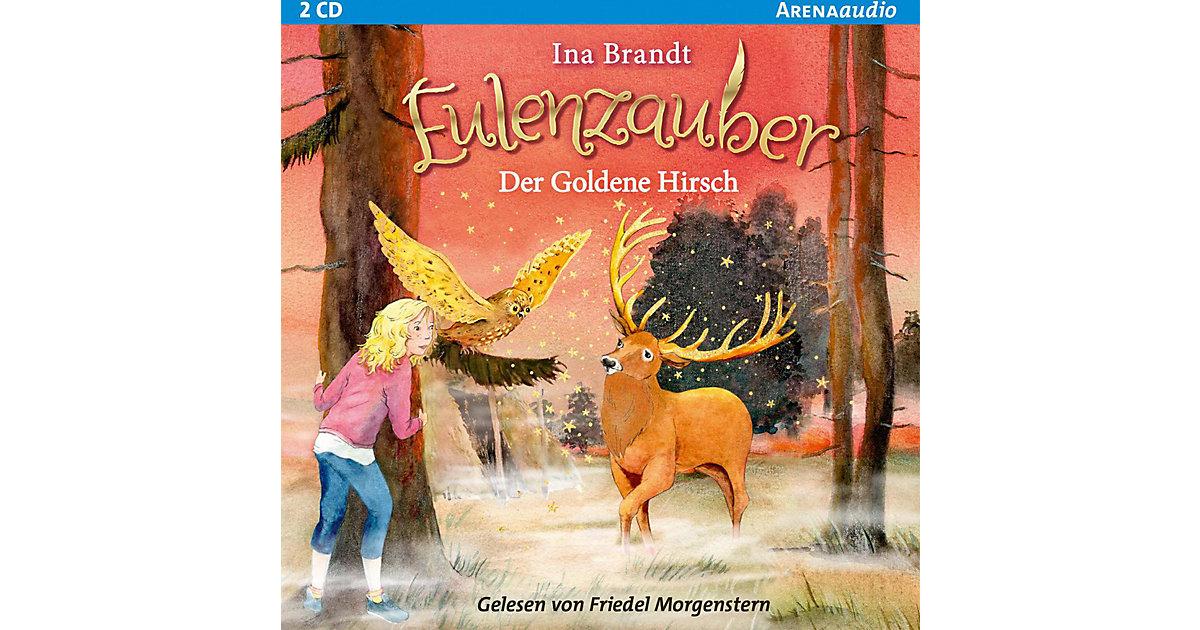 Hörbuch Eulenzauber (14) Der goldene Hirsch Hörbuch