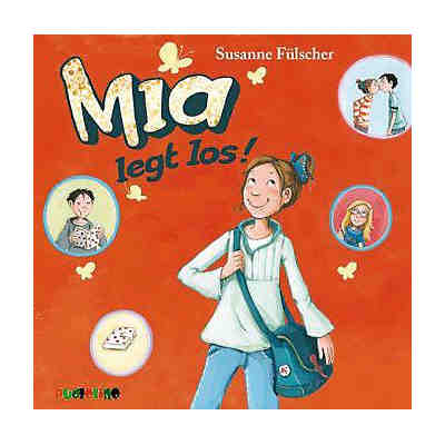 Mia legt los!, 2 Audio-CDs