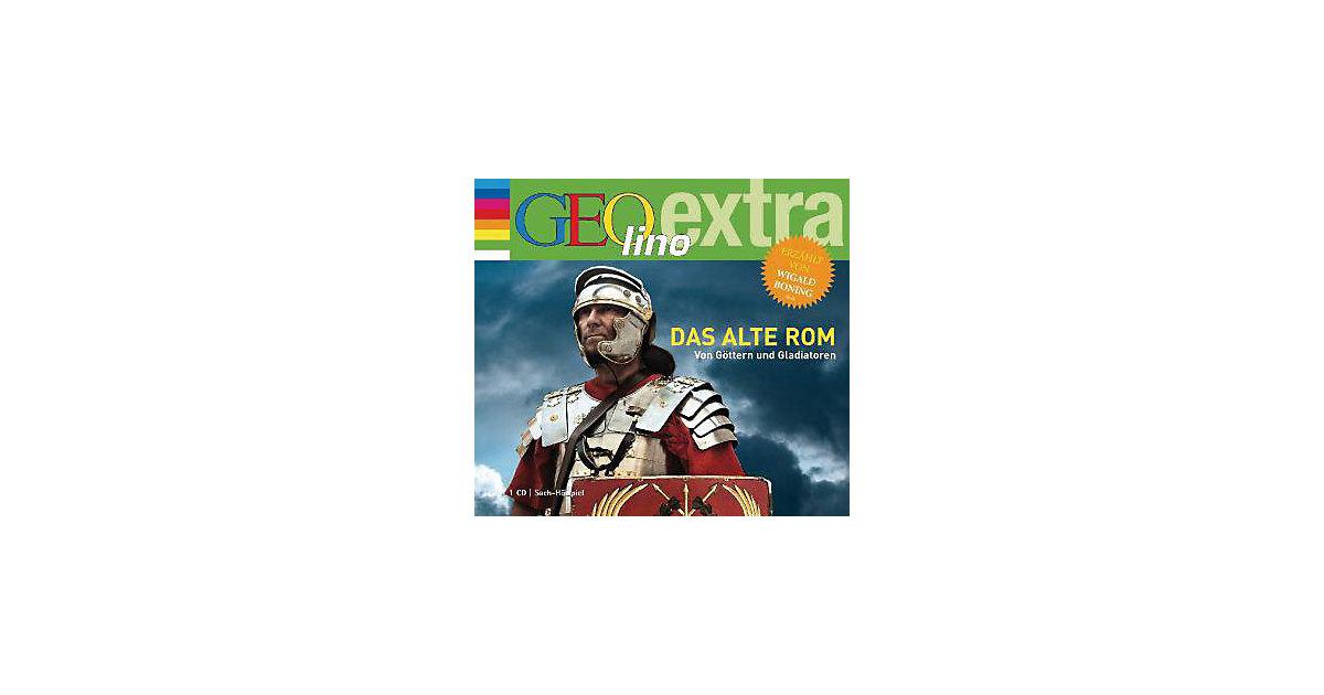 Das alte Rom. Von Göttern und Gladiatoren, Audio-CD Hörbuch