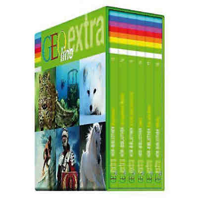 GEOlino Editions Box, Audio-CD