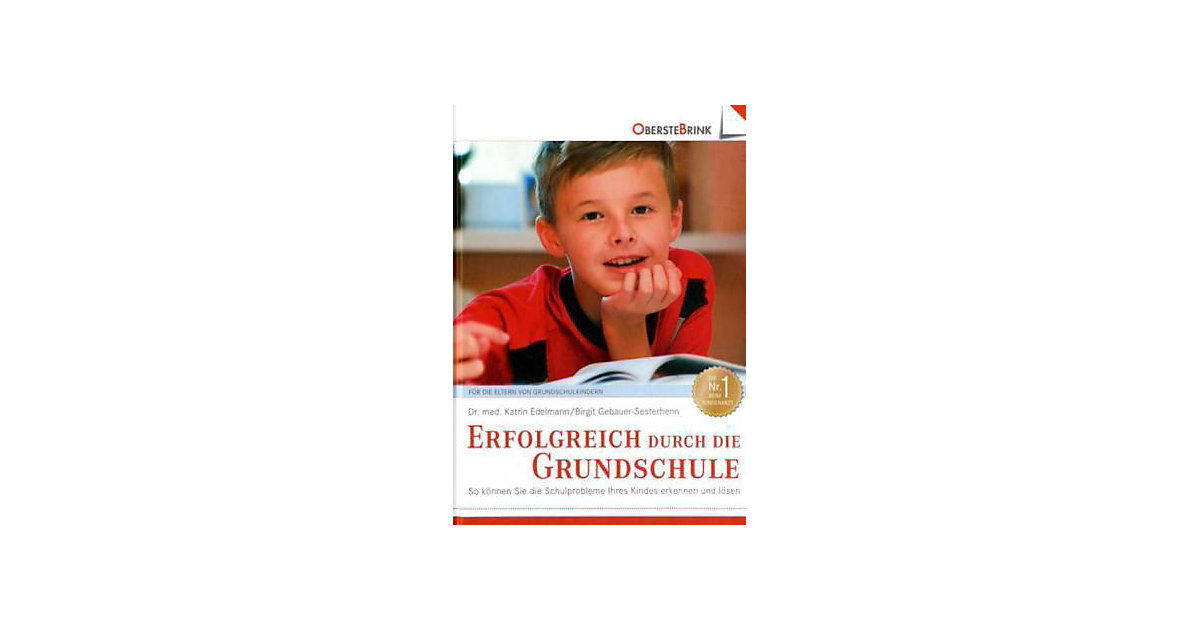 Oberstebrink Verlag · Erfolgreich durch die Grundschule