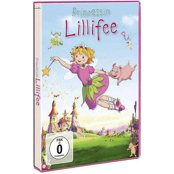 Dvd prinzessin lillifee kinofilm prinzessin lillifee - Lillifee kinderzimmer ...