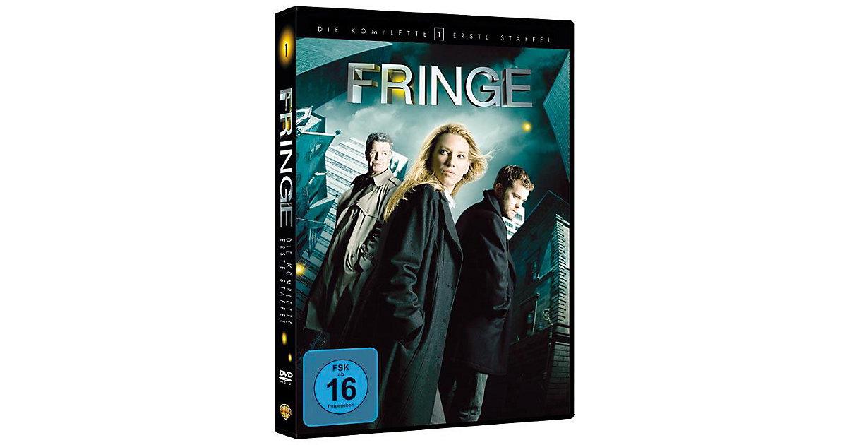 DVD Fringe - Season 1